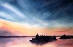Vickers, Pat - Pender Sunset